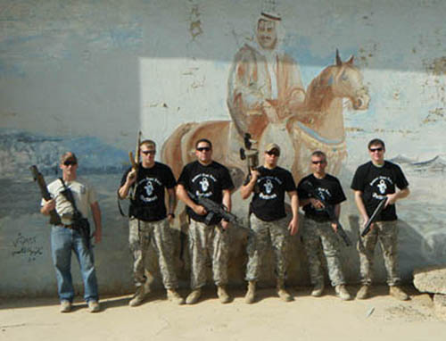 Outlaws Motorcycle Club United States - We Suopport Our Troops